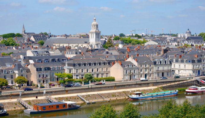 Angers, première ville de France où il fait bon vivre