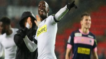 Angers SCO : Yoane Wissa prêté à Laval (Ligue 2)