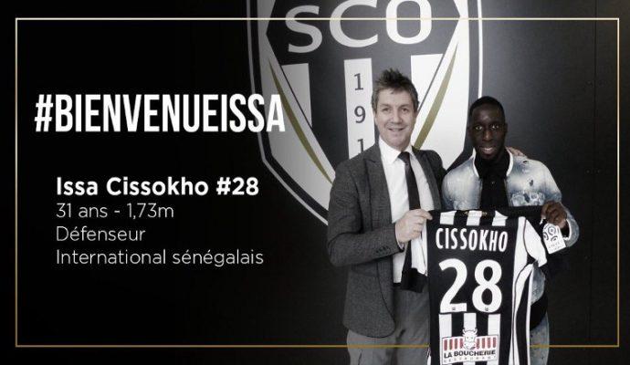 Football : Issa Cissokho rejoint Angers SCO