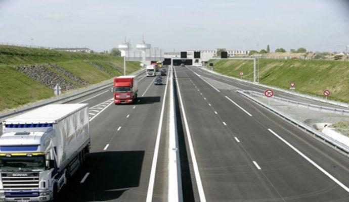 Le tunnel de l'A11 entre Angers et Avrillé fermés les nuits du 26 au 29 mars