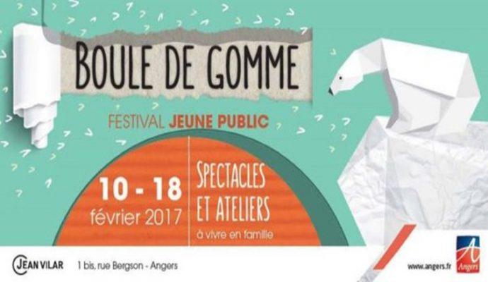 Le festival jeune public «Boule de gomme» du 10 au 18 février à la Roseraie