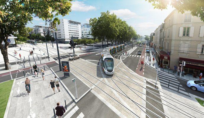 Circulation difficile sur les boulevards Ayrault-Carnot à partir du 16 octobre