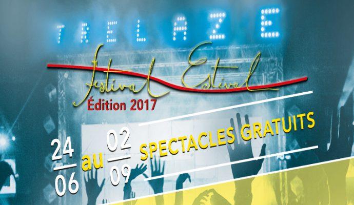 Le programme du Festival Estival de Trélazé dévoilé