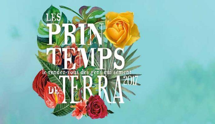 «Les Printemps de Terra» les 1er et 2 avril