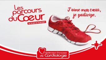 Parcours du Cœur : une journée pour sensibiliser les Angevins aux risques cardiovasculaires