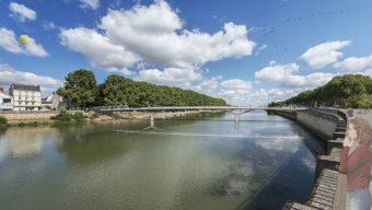 Quel nom pour le nouveau pont du tramway à Angers ?