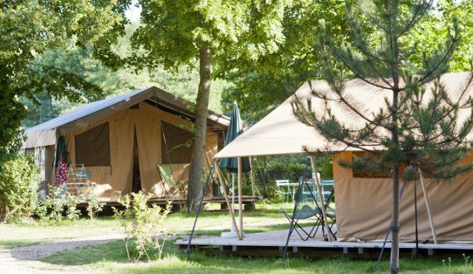 Un nouveau projet pour redynamiser le camping du Lac de Maine