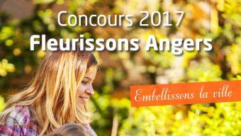 Concours «Fleurissons Angers» : les inscriptions sont ouvertes