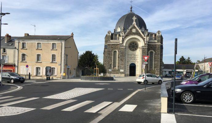 La nouvelle place Saint-Léonard a été inaugurée