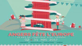 « Angers Fête l'Europe » célèbre l'Italie