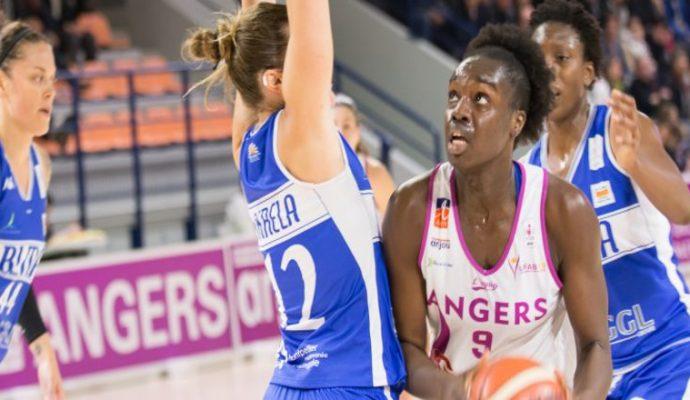 Basket : L'UFAB gagne contre Lyon (76-68)