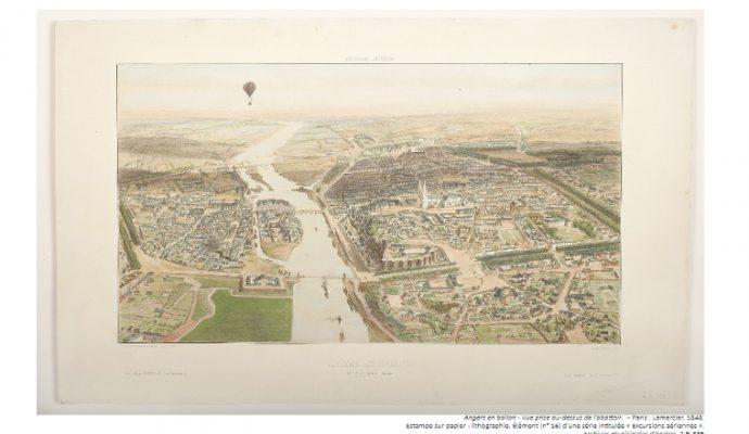 Les archives d'Angers désormais accessibles en ligne