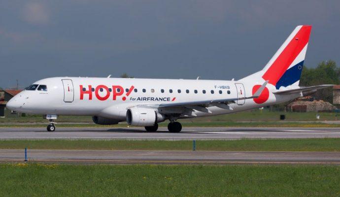 Air France proposera cet été une liaison entre Angers et Bastia