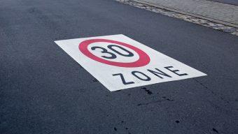 L'ensemble des quartiers d'Angers vont passer à 30 km/h