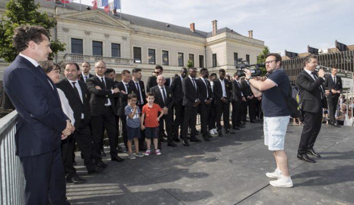 Christophe Béchu : «La saison d'Angers SCO est remarquable !»