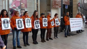 L'association L214 va installer un «compteur humain» ce samedi à Angers