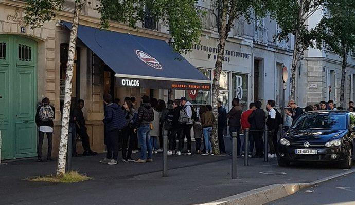 O'Tacos fait une arrivée remarquée à Angers