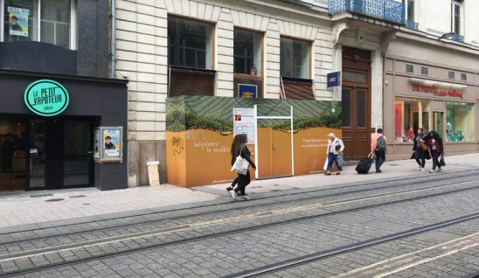 L'enseigne Palais des thés ouvrira prochainement à Angers