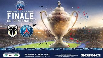 Finale Coupe de France : 1 500 billets encore disponibles