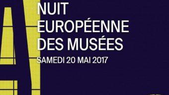 La Nuit européenne des musées ce samedi 20 mai