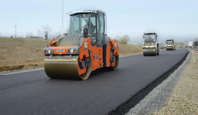 Le Département investit sur les routes