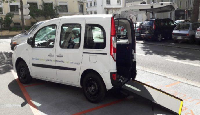 Autocité+ : un nouveau véhicule pour les personnes handicapées