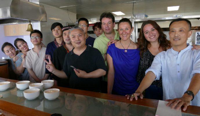 Une délégation angevine à l'honneur lors des «Gourmand Awards» de Yantaï