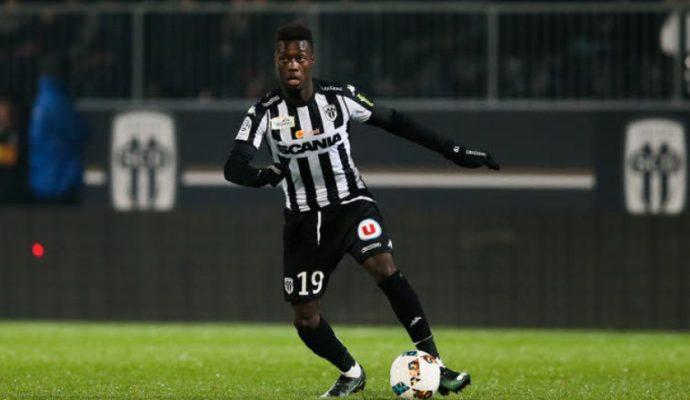 Angers SCO : Nicolas Pépé quitte Angers pour rejoindre Lille