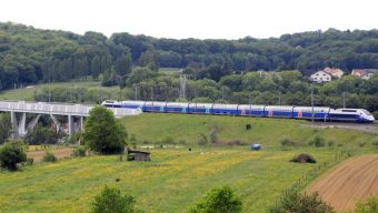 La LGV Bretagne-Pays de la Loire mise en service le 2 juillet
