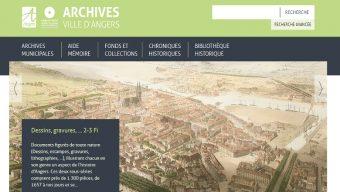Déjà près de 6000 visites pour le premier mois du portail « Archives en ligne »