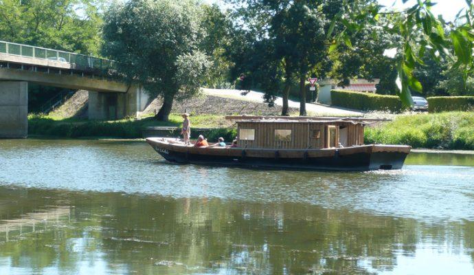 Des navettes fluviales autour d'Angers du 11 juillet au 31 août