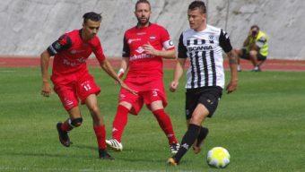 Amical : Un match nul entre Angers SCO et Cholet (2-2)