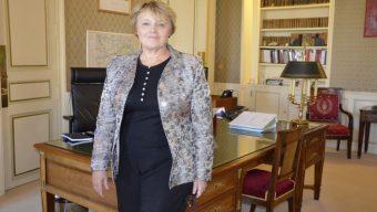 La préfète Béatrice Abollivier quitte son poste