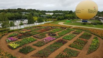 2ème édition de « La Féerie des dahlias » à Terra Botanica  jusqu'à fin septembre