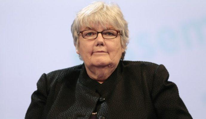 La ministre Jacqueline Gourault à Angers ce vendredi