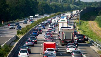 Maine-et-Loire : « Chassé-croisé » entre juillettistes et aoûtiens ce week-end