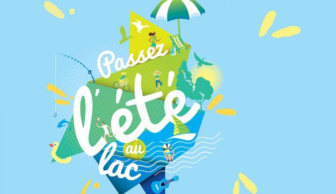 «L'été au Lac» revient le 18 juillet pour une 3e édition