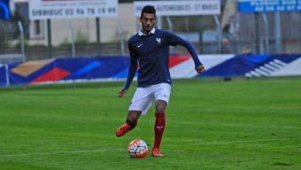 Angelo Fulgini appelé en équipe de France Espoirs