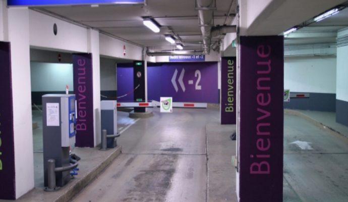 Fermeture des parkings Le Quai et Patinoire pour risque d'inondation