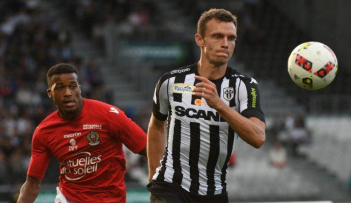 Angers SCO ramène un point de son déplacement à Nice