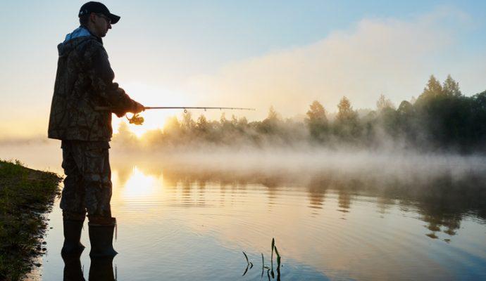 Le Préfet de Maine-et-Loire aménage la suspension de la pêche