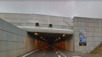 A11 : Travaux de nuit dans le tunnel d'Angers-Avrillé du lundi 11 au jeudi 14 septembre