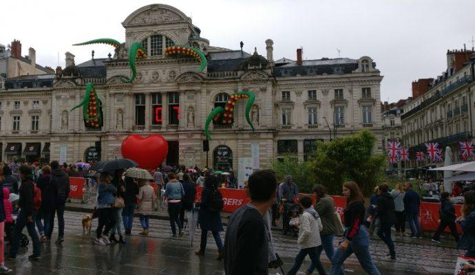 Accroche-cœurs 2017 : Les angevins au rendez-vous malgré la météo