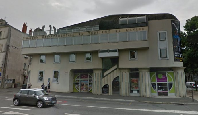 Le bâtiment de la maison départementale du tourisme à nouveau vendu