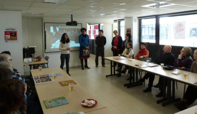 L'institut Confucius ouvre ses portes mercredi 13 septembre