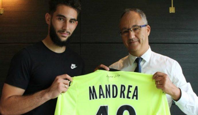 Football : Anthony Mandrea signe professionnel au SCO d'Angers