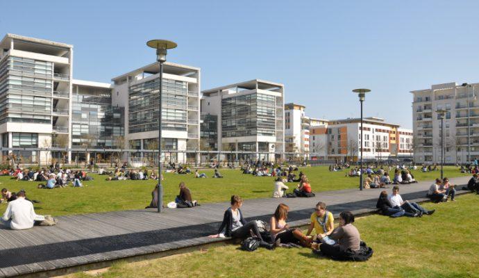 Angers intégre le top 10 des villes étudiantes