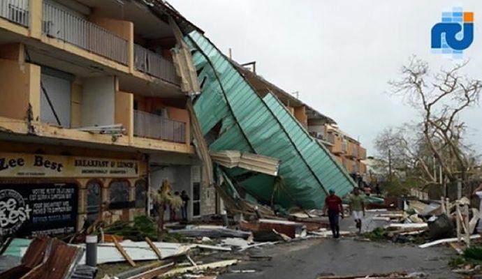 Ouragan IRMA : Le Département se mobilise pour les sinistrés