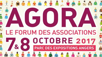 Agora, le forum des associations les 7 et 8 octobre