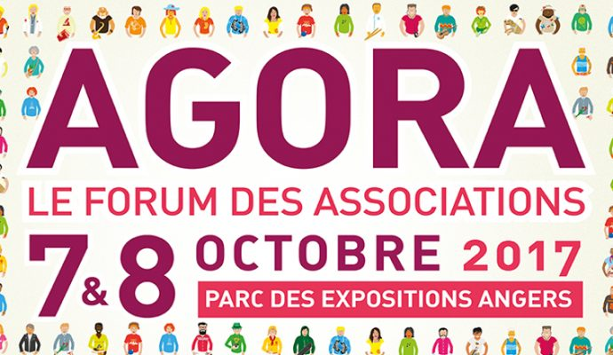 Agora, le forum des associations les 7 et 8 octobre